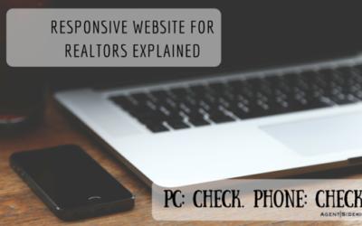Responsive Website for Realtors Explained